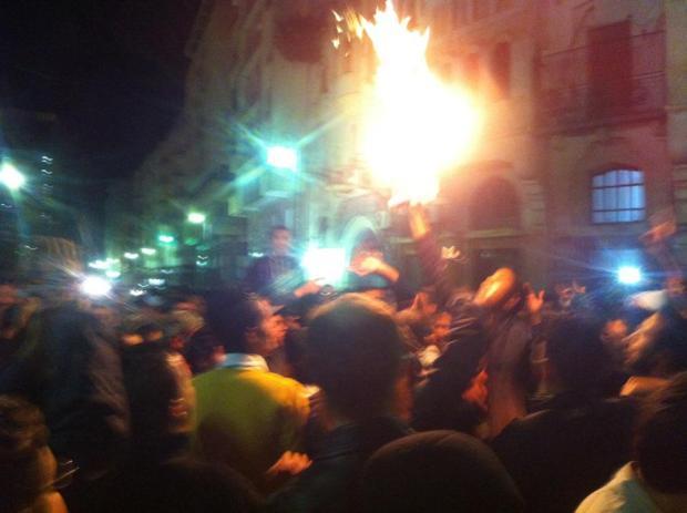 بنغازي الليلة