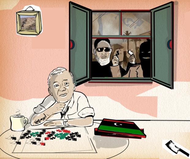 ابوسهمين ليبيا