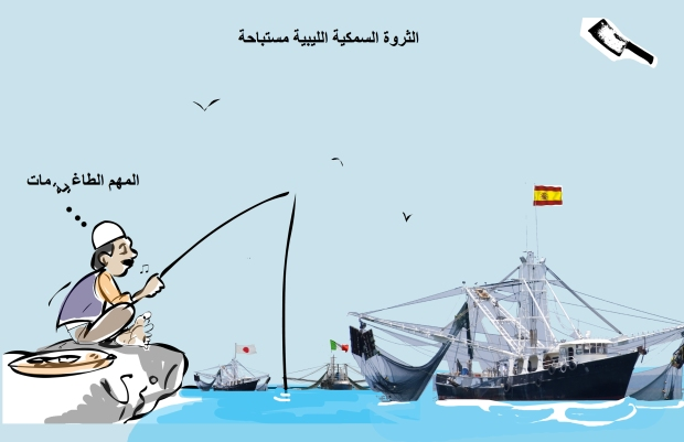 libya fishing industry