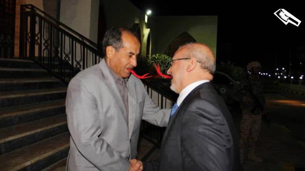 محمود جبريل وصوان